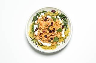 Spaghetti squash at Two Forks