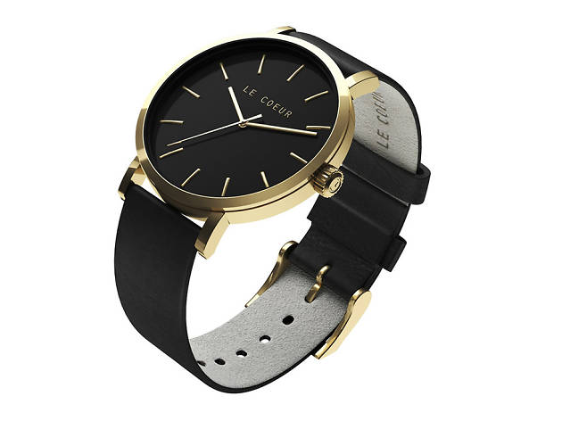 Milan watch from Le Coeur Watches, $160