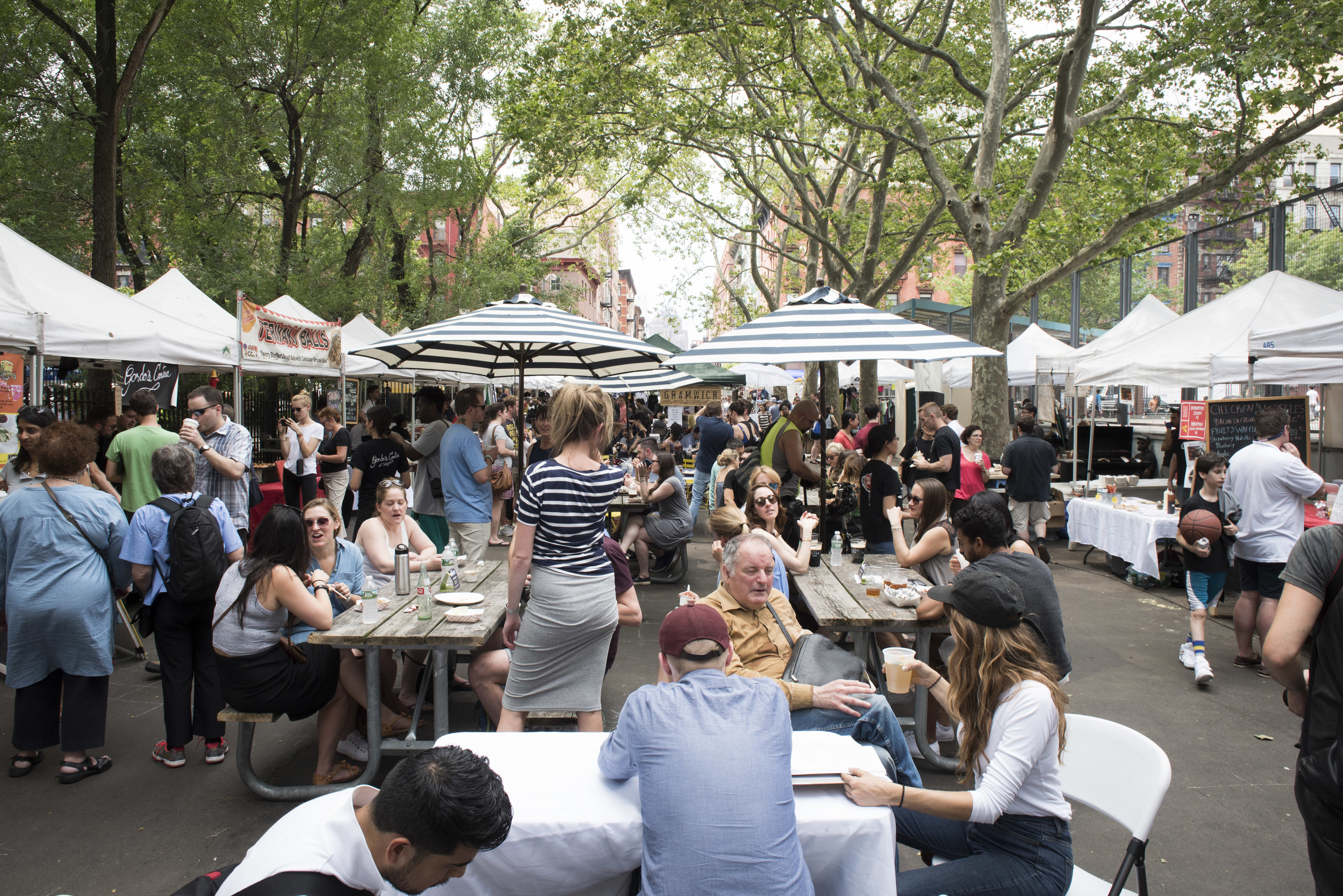 Here are the opening dates for the best street fairs in NYC