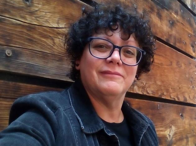 Odette Alonso es una escritora LGBTTTI en la CDMX