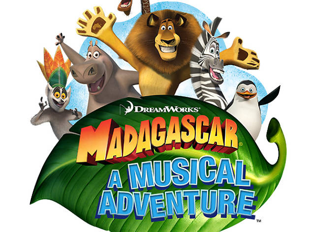 Madagascar—A Musical Adventure