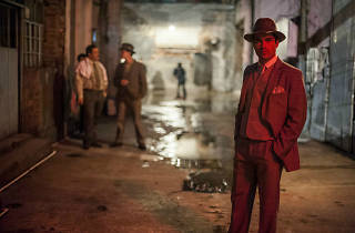 Escena de la película El elegido