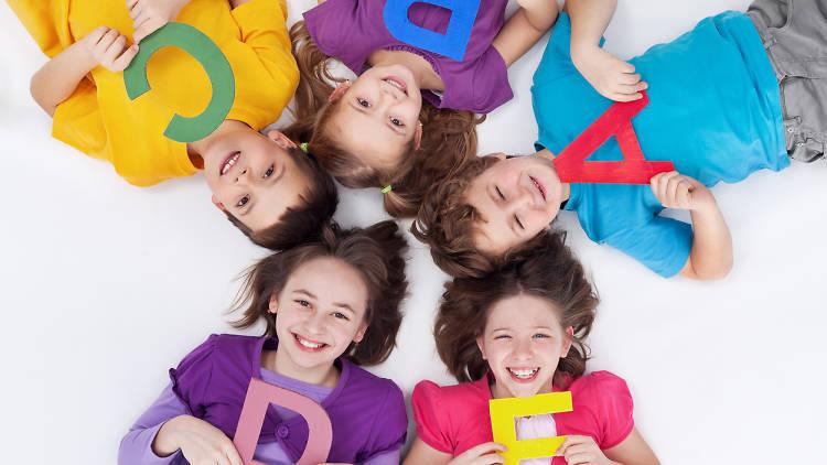 Actividades gratis para niños este mes