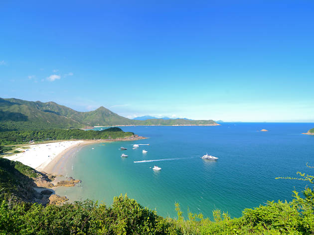 The best Hong Kong beaches