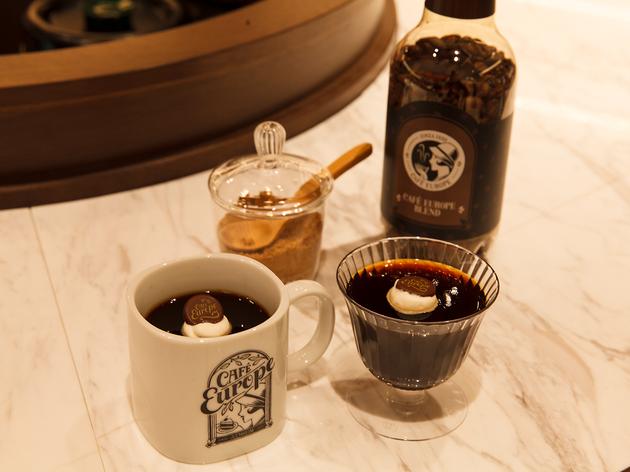 カフェ ユーロップ