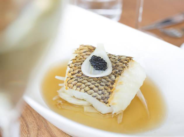 Balla toothfish caviar