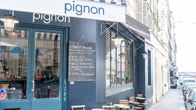 Pignon (© David Haffen)