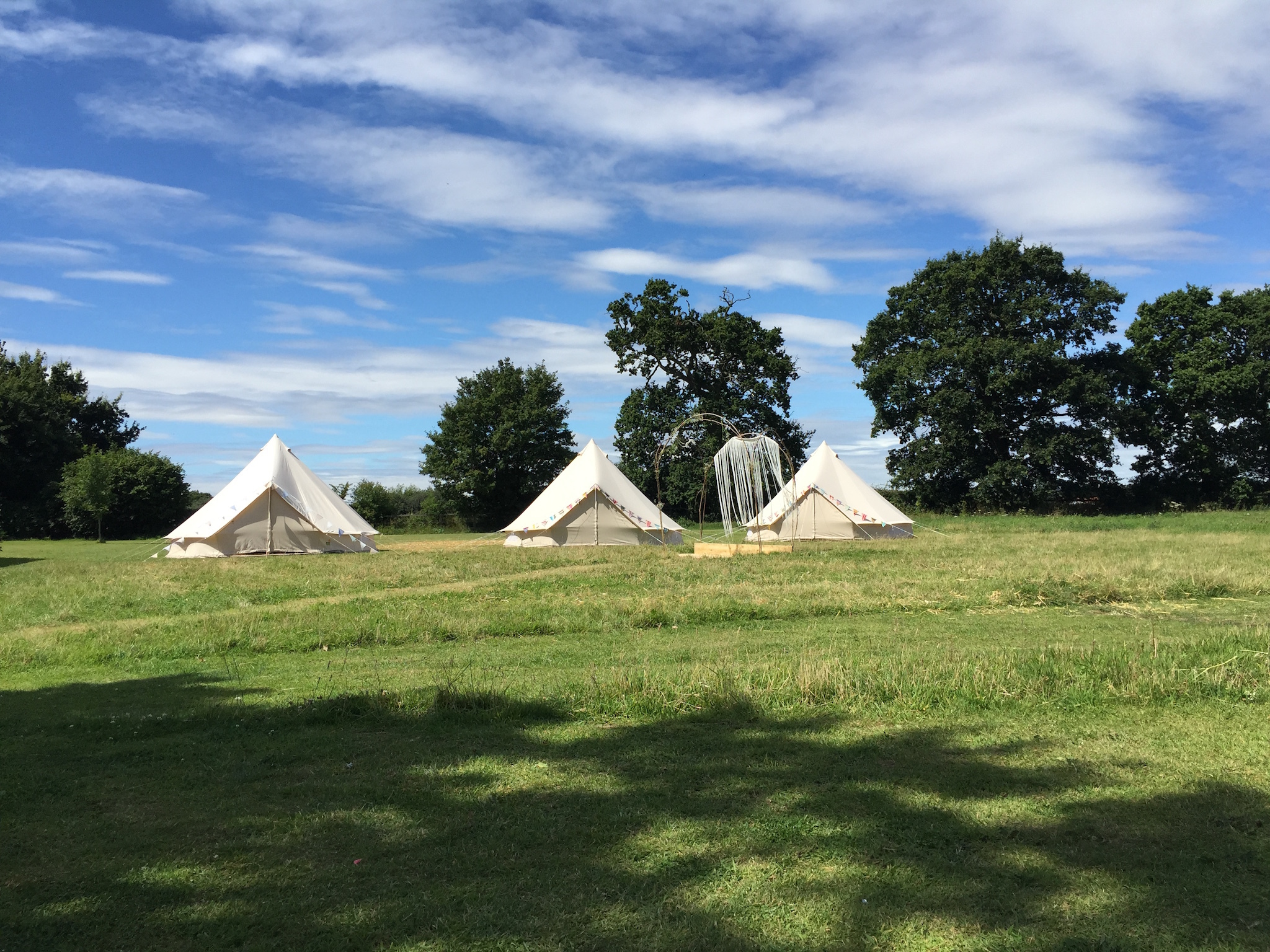 Fire Pit Camp, best campsites near london, 2017