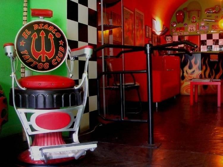 El Diablo Tattoo Club