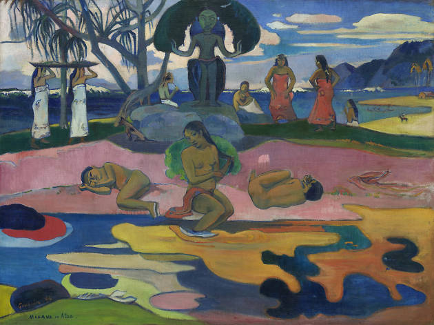 """""""Gauguin: Artist as Alchemist"""""""