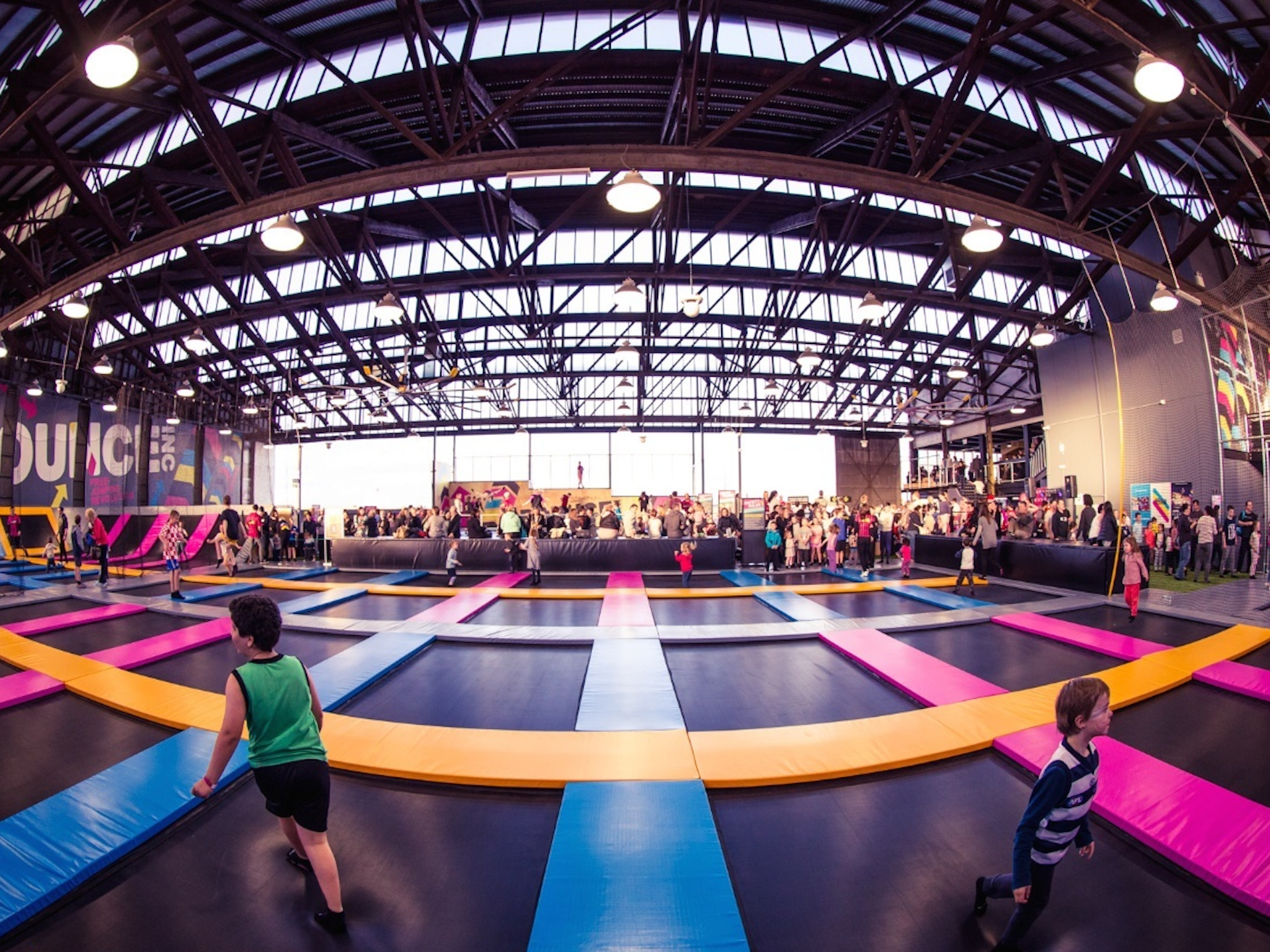 The best trampoline parks in Melbourne