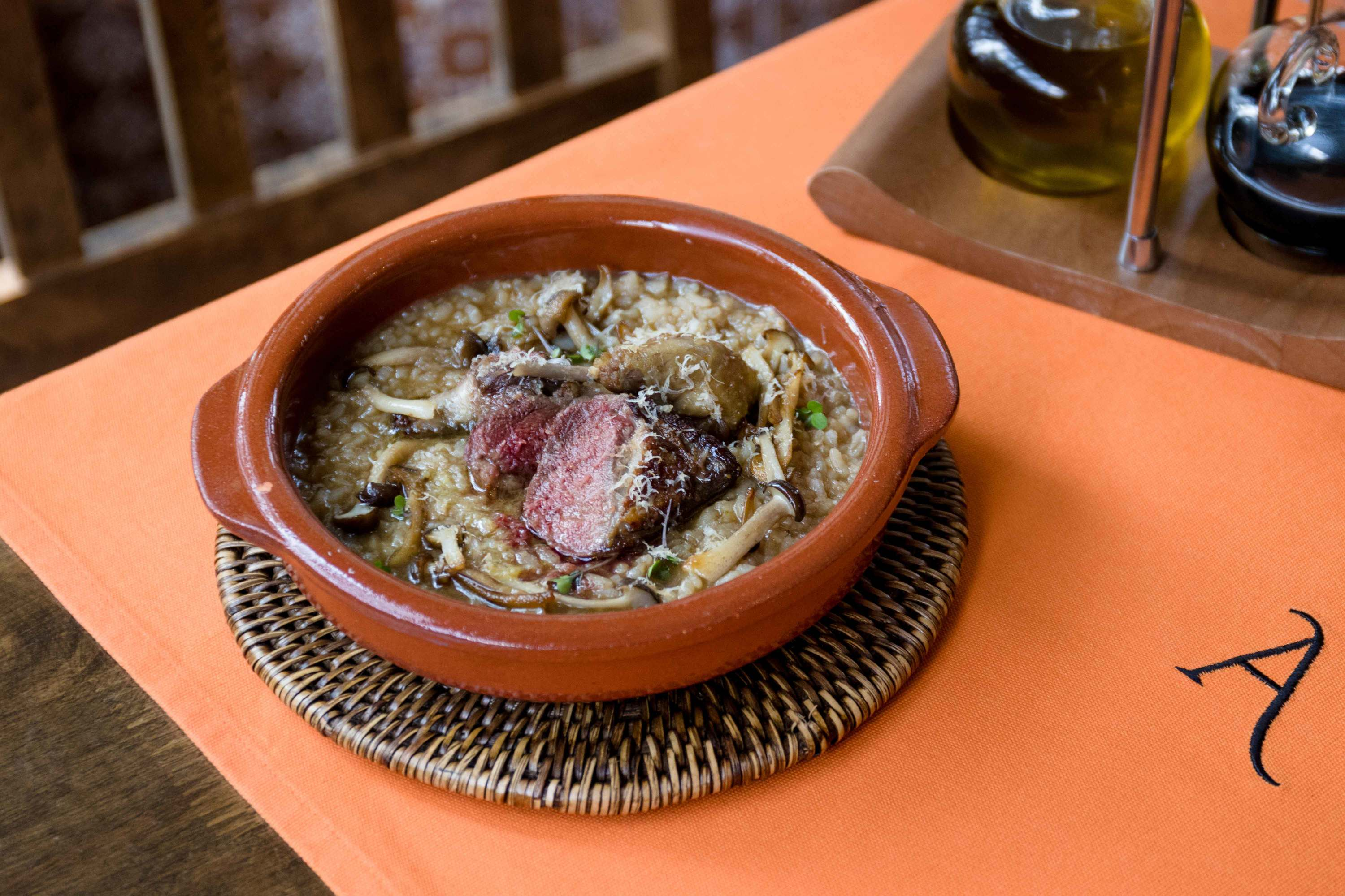 Arroz, the new Spanish restaurant in Sukhumvit