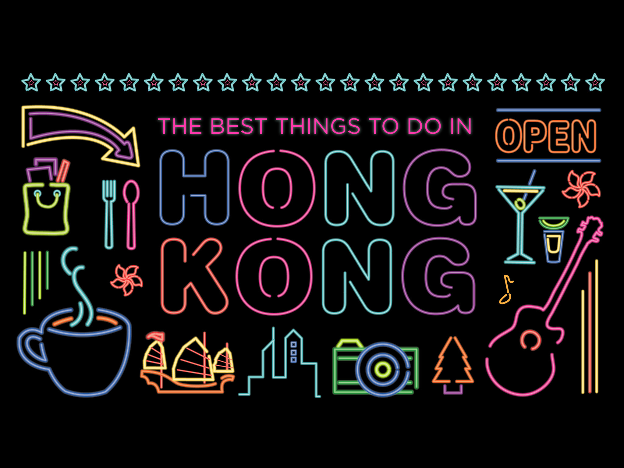 The best things to do in Hong Kong