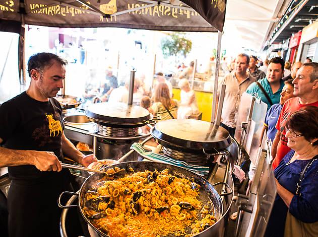 Spanish Paella Festival