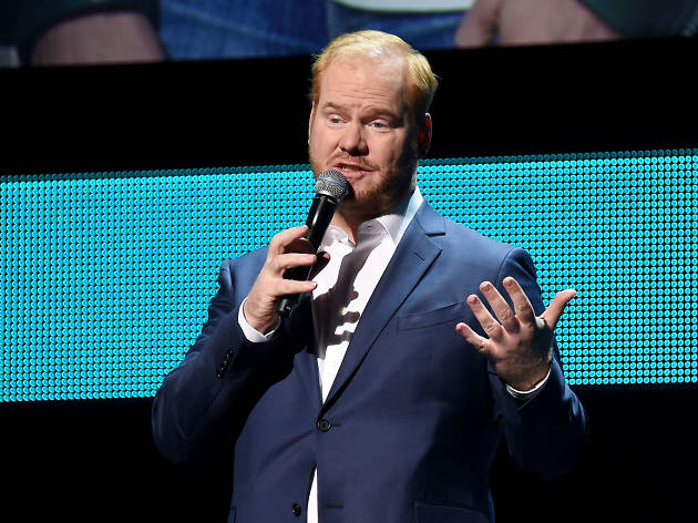 """Jim Gaffigan: """"Bacon may be the answer to peace in the Middle East"""""""