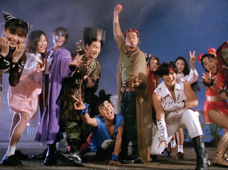 Future Cops 超級學校霸王 (1993)