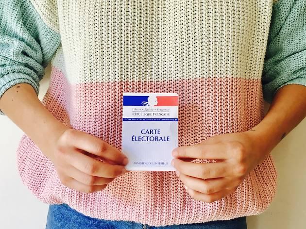 Les élections présidentielles vues par les Parisiens