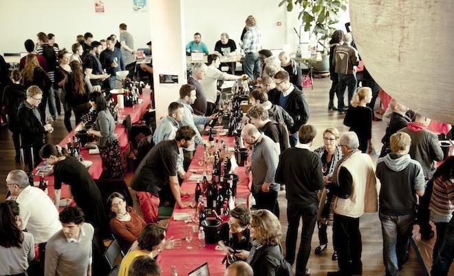 Sous les pavés la vigne : festival 100 % bon pif  à la Bellevilloise