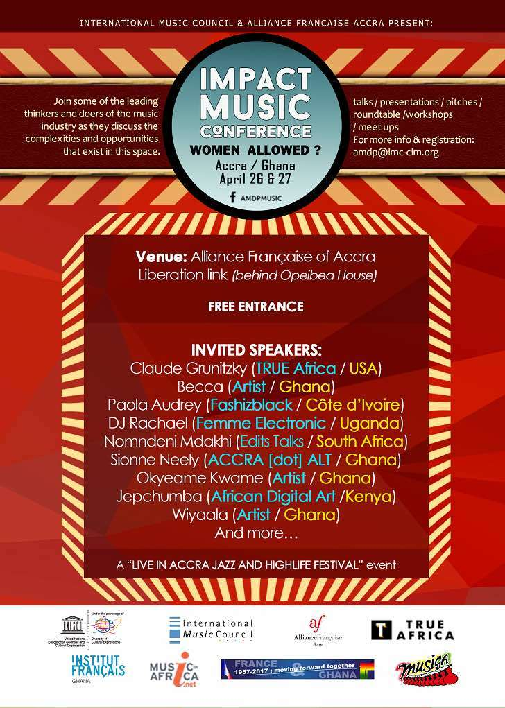 Impact Music Conference