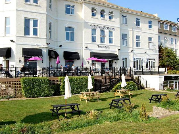 Cottonwood Boutique hotel, best cheap hotels in Bournemouth