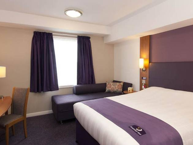 Premier Inn Titanic Quarter, best cheap hotels in Belfast