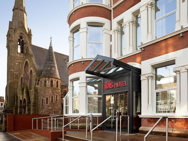 Hotel Ibis Belfast Queens Quarter, best cheap hotels in belfast