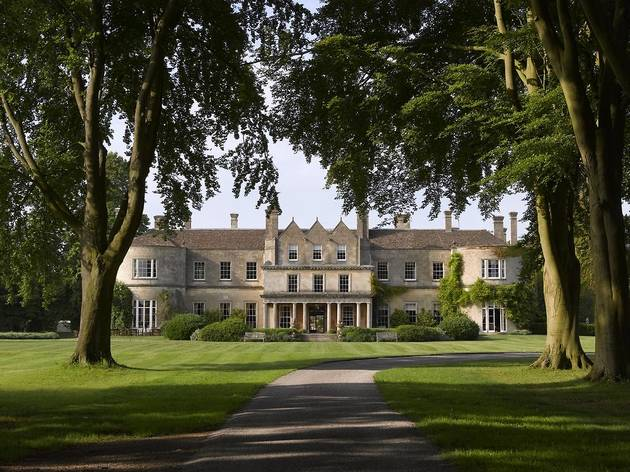 Lucknam Park, The best hotels in Bath