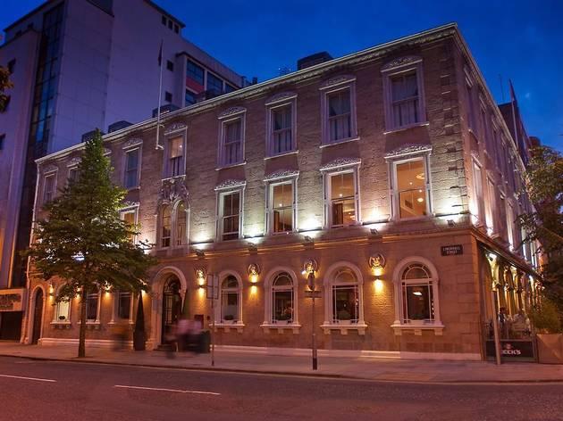 BEST BELFAST HOTELS, Ten Square