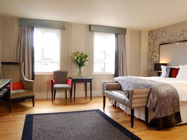 Benedicts, best hotels in Belfast