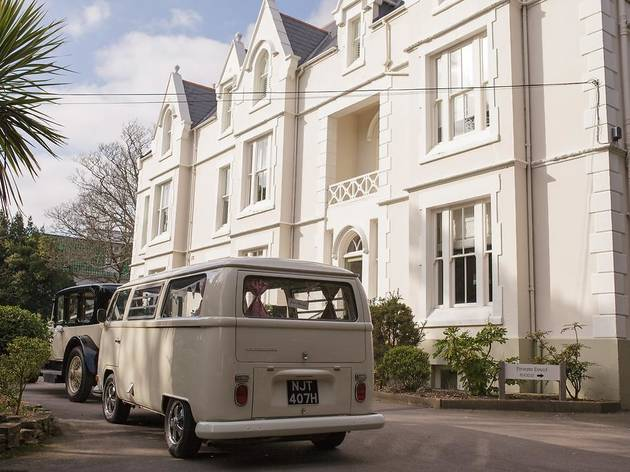 Best hotels in Bournemouth, green house