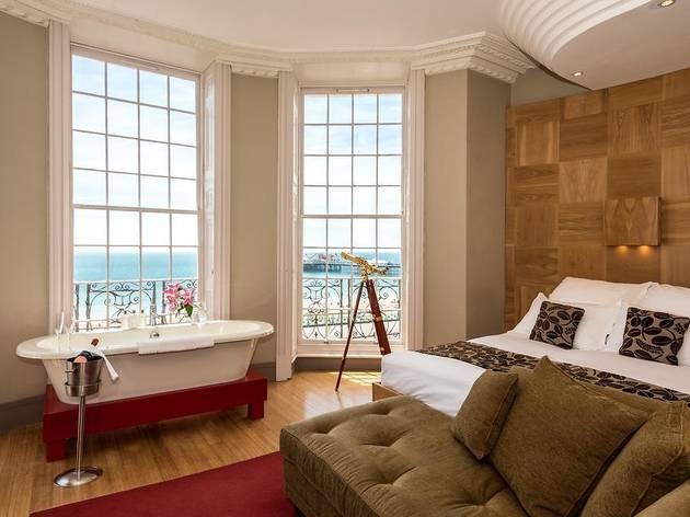 Drakes, best hotels in brighton