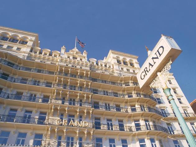 the grand, best hotels in brighton