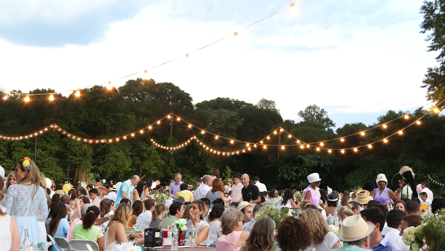 Exclusive: Prospect Park is hosting a magical pop-up dinner under the stars