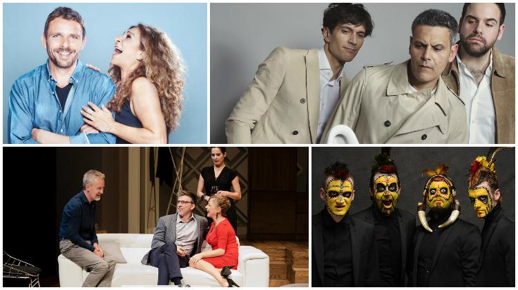 Teatro a carcajadas: las mejores comedias de la cartelera