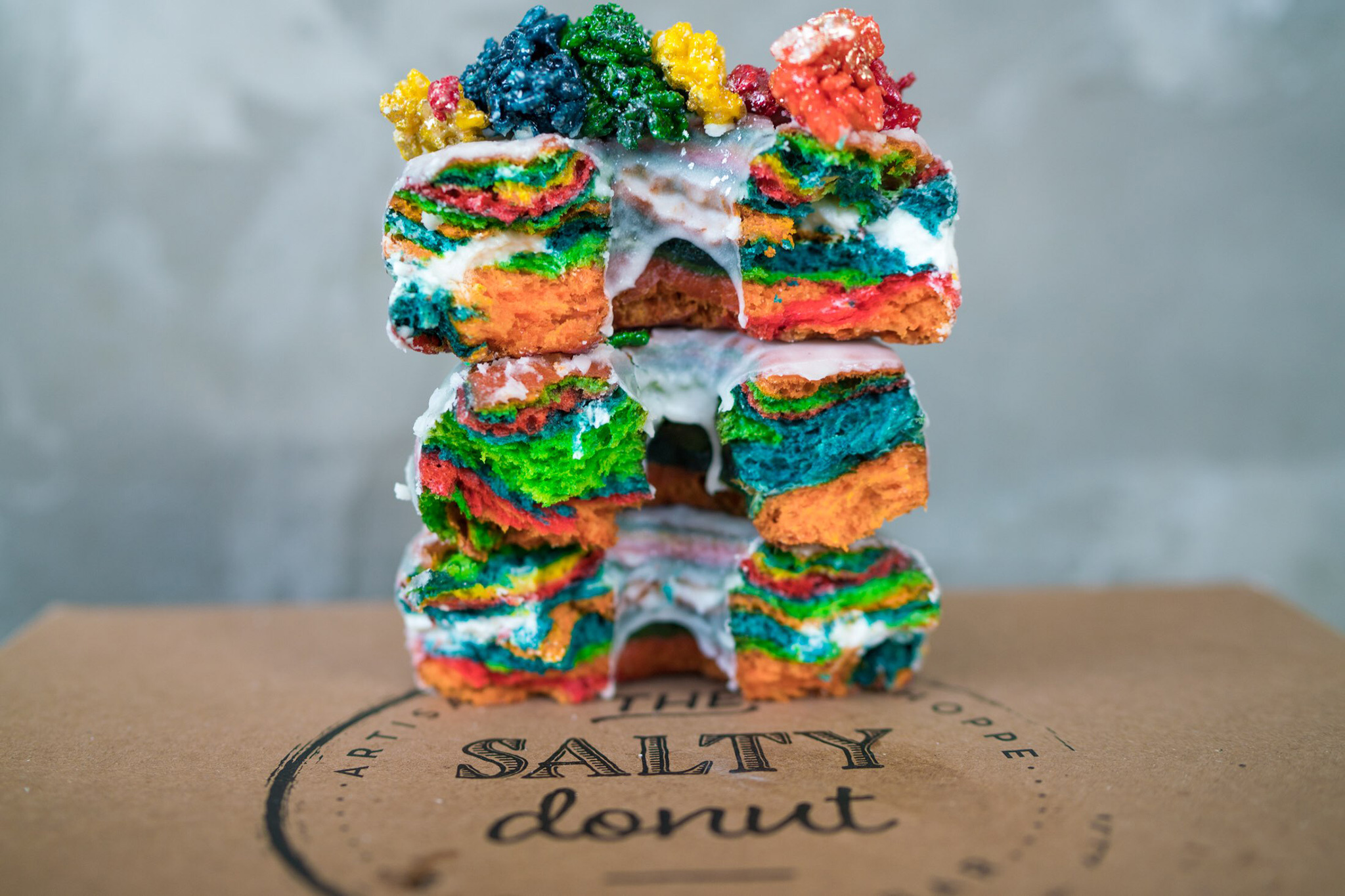 Miami finally has a unicorn dessert, and you have the Salty Donut to thank for it