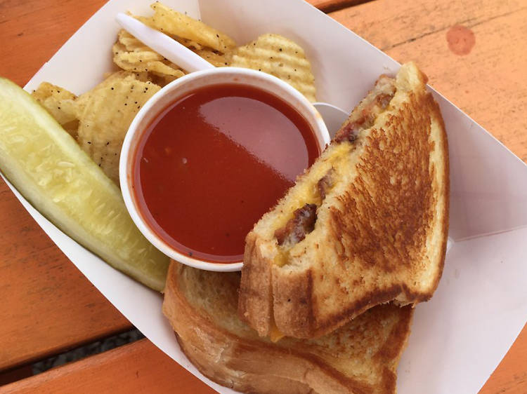The Grilled Cheese Grill in Portland, OR