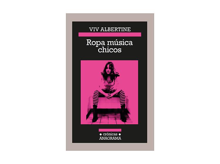 'Ropa música chicos', de Viv Albertine