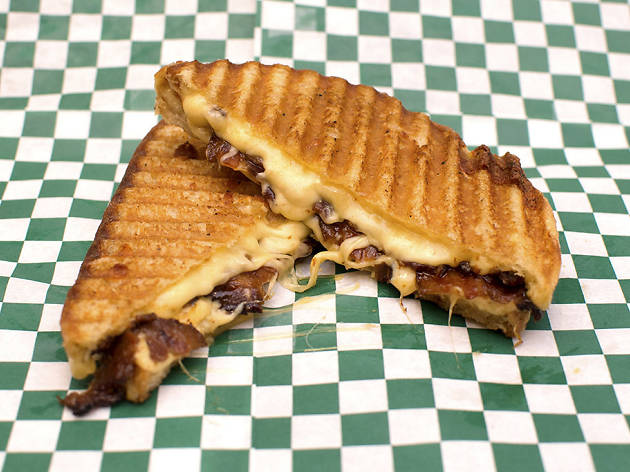 Gayle's Best Ever Grilled Cheese