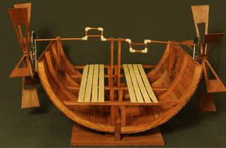 Los inventos de Da Vinci (Foto: Cortesía Fundación Sophia)