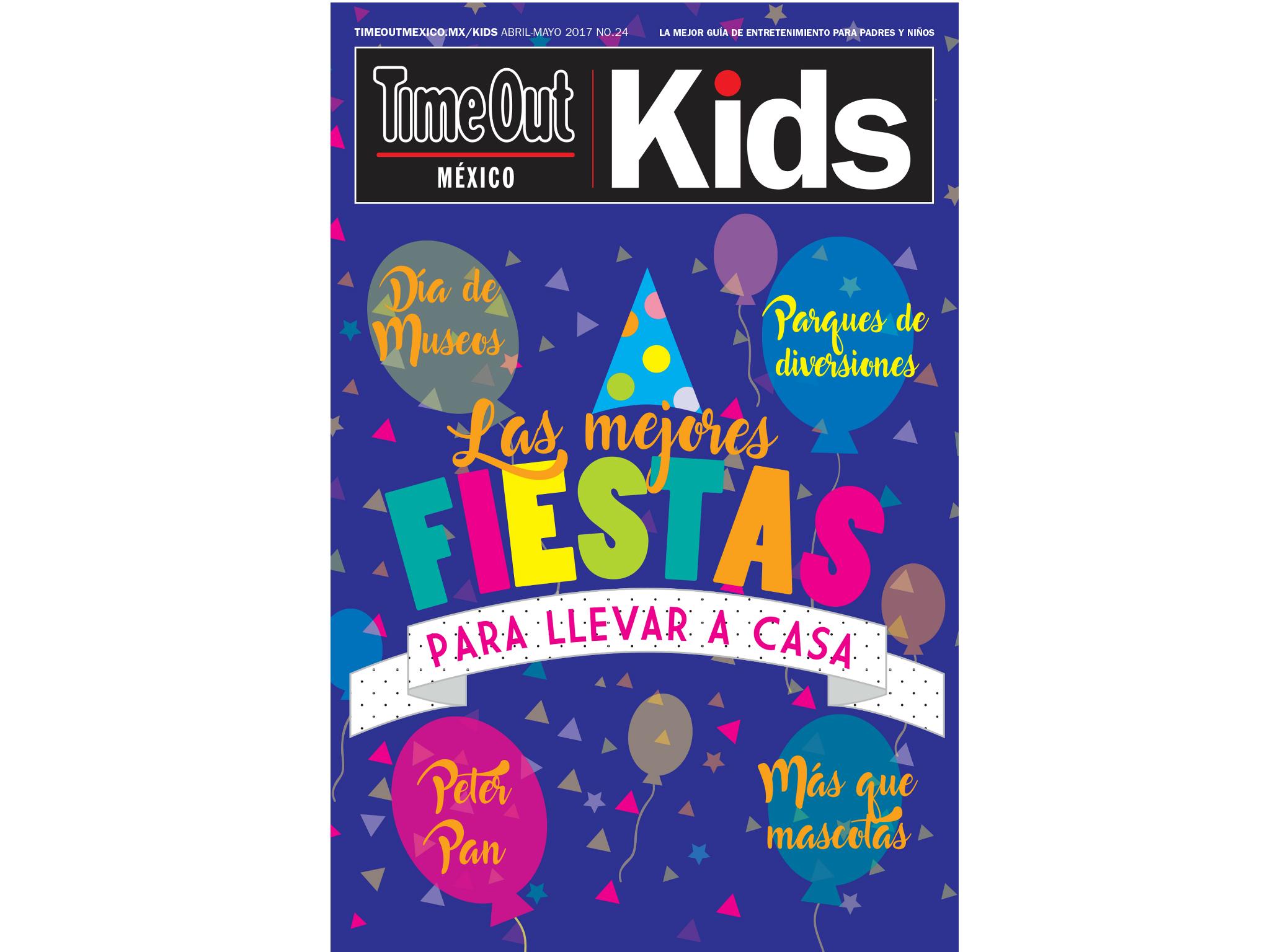 Time Out Kids (México)