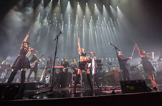 Coachella star Hans Zimmer on tour