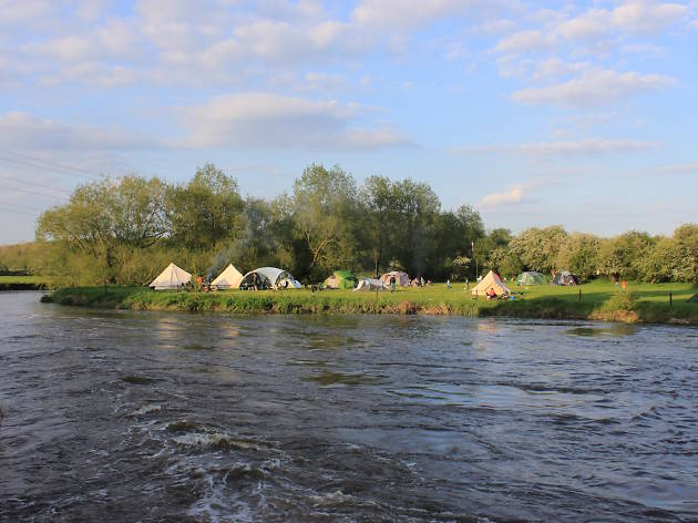Camping London Ontario >> Best Camping Near London 16 Countryside Campsites Near London