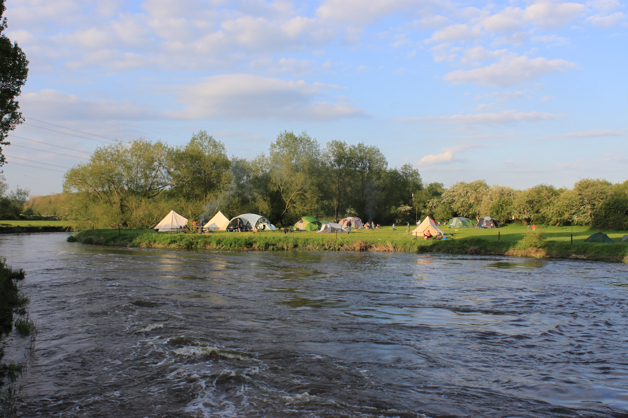 Barefoot Campsites, Oxfordshire, best campsites near London, 2017