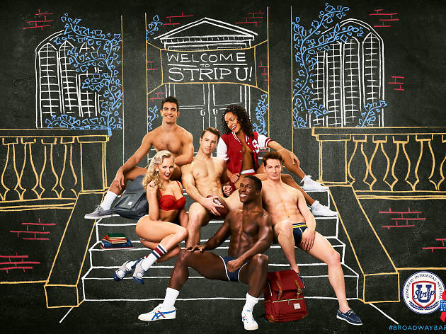 Broadway Bares will take us to school