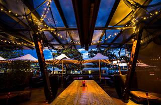 King St Wharf venues