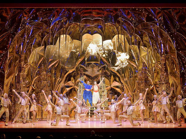 'Aladdin' kicks off its national tour in Chicago