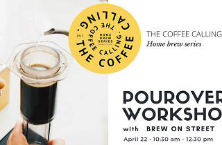 Pour-over Coffee Workshop