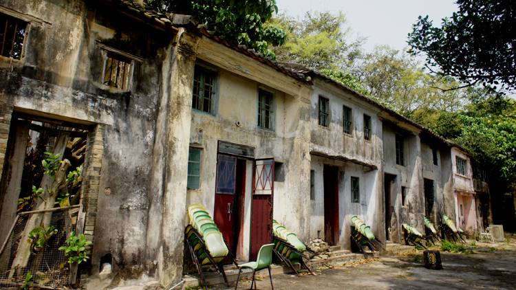 Yim Tin Tsai: Abandoned Hakka village