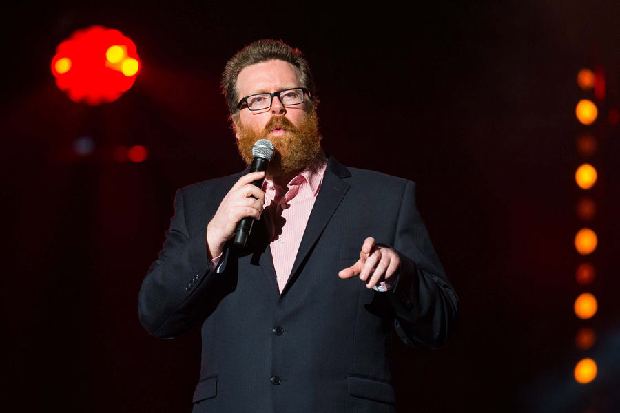 Frankie Boyle: Work In Progress