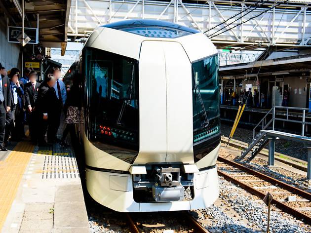 東武鉄道新型特急車両リバティ